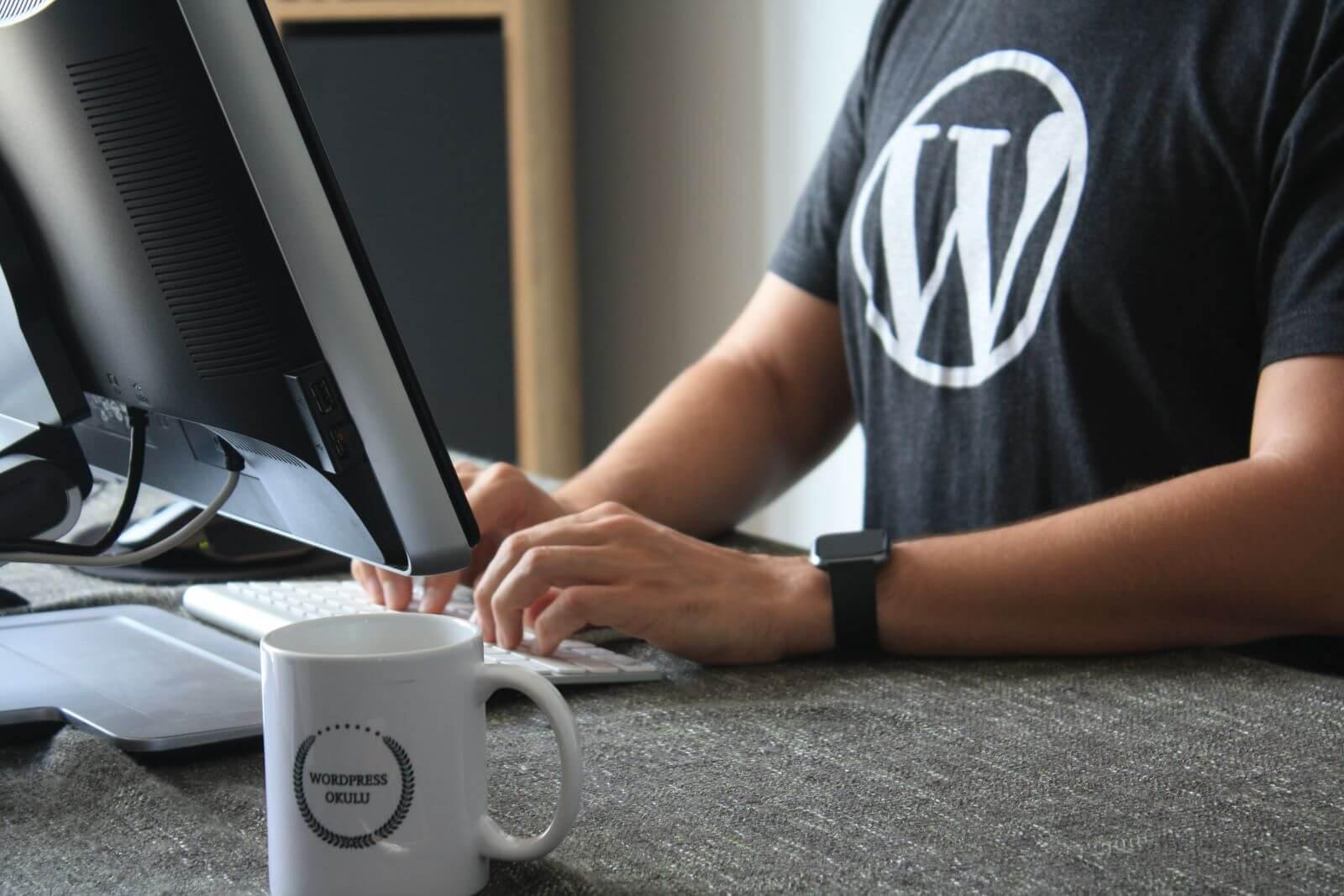 WordPress webdesignbureau Antwerpen