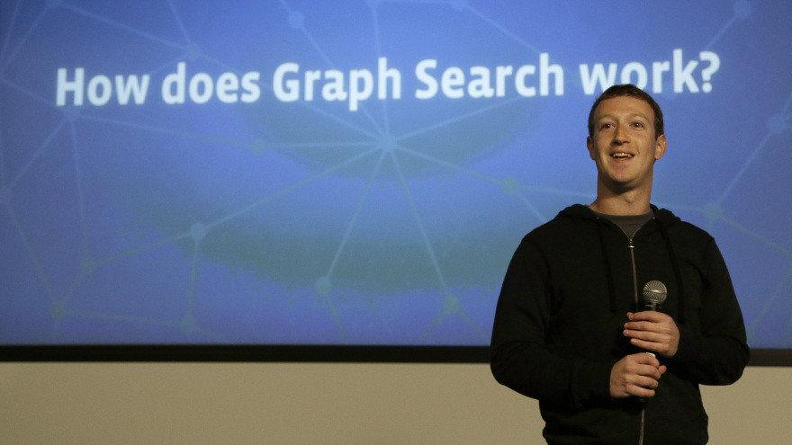 Facebook - Graph Search