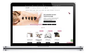 Website laten maken Antwerpen - Anubis Care
