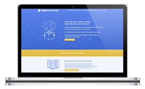 Website laten maken Antwerpen - Logisch Leren Lezen