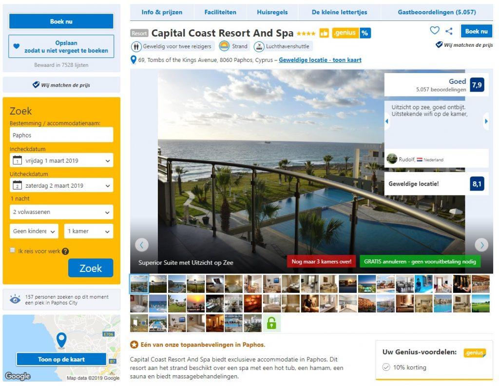 Hyperpersonalisatie - Booking.com 04
