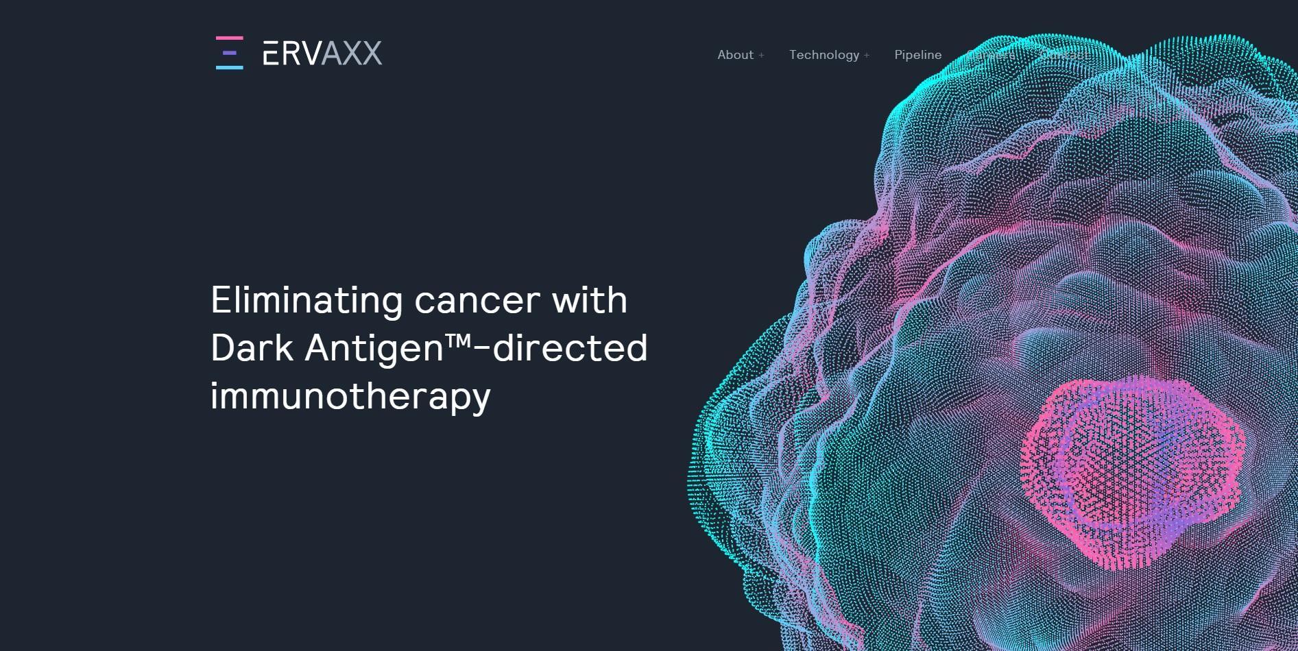 Mooie website van Ervaxx