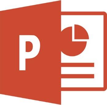 Logo van PowerPoint