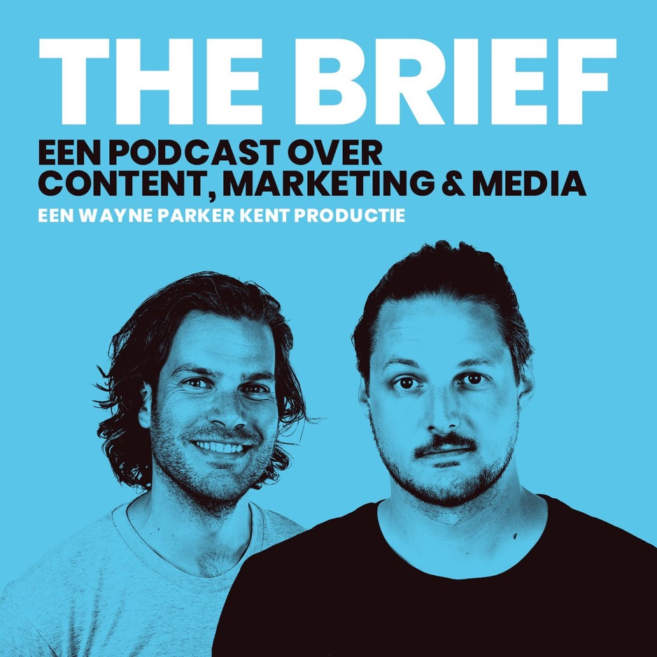 Online marketing podcast The Brief