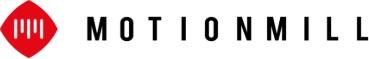 Motionmill logo aangepast voor social distancing tijdens coronacrisis