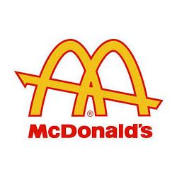Logo van McDonald's in 1961