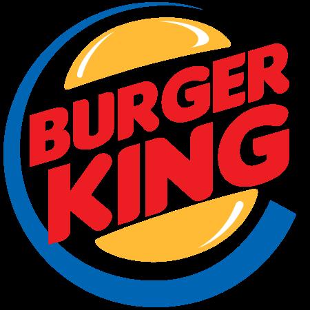Oud 3D-logo Burger King