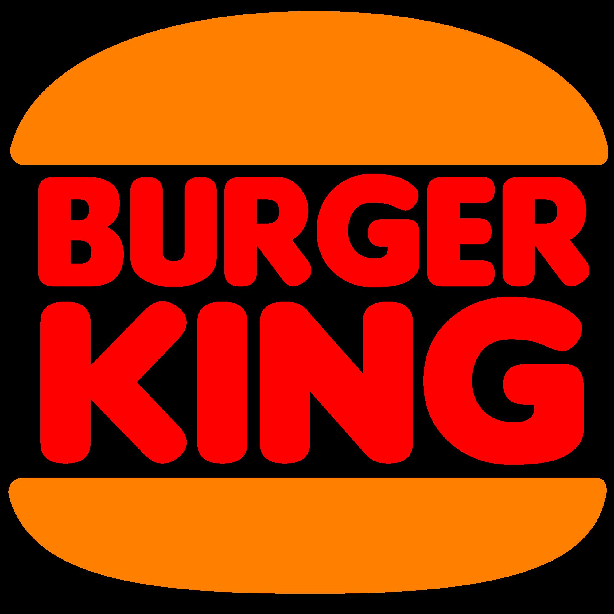 Oud logo Burger King