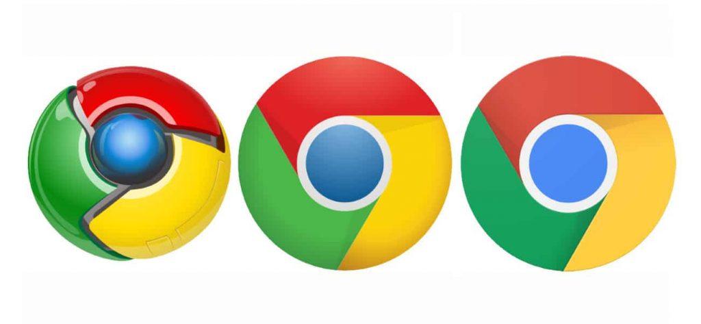Evolutie-van-logo-van-Google-Chrome-van-3D-naar-2D-Logo-ontwerper-Motionmill-Antwerpen (2)
