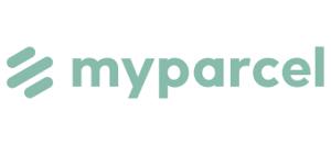 MyParcel-logo-Vergelijking-verzendplatformen-webshops-Motionmill-Antwerpen