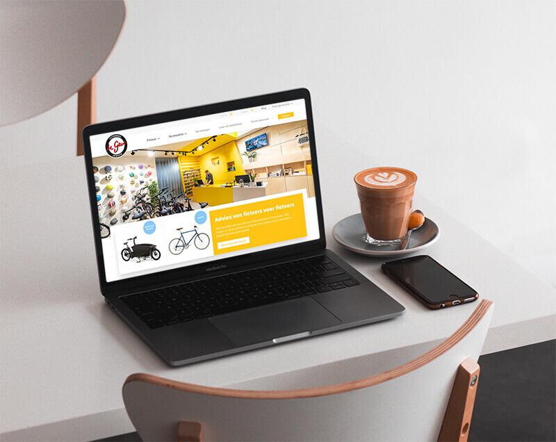 webshop laten maken Antwerpen