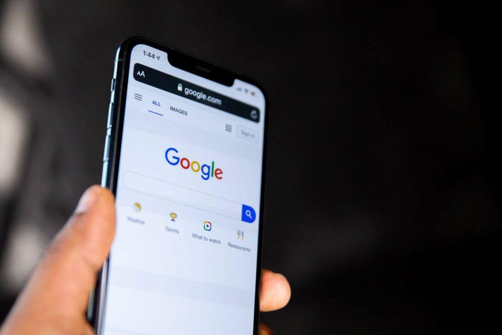 In Google Local Search gevonden worden
