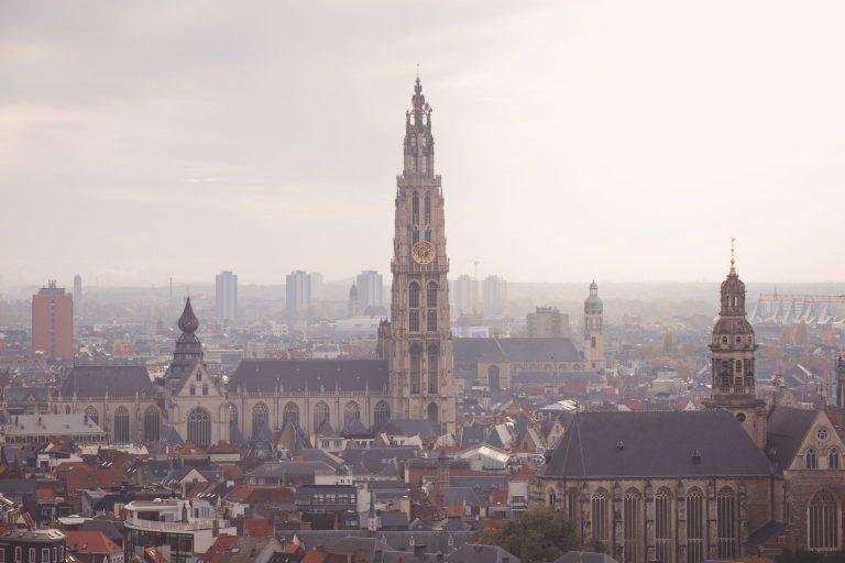 Gratis wifi Antwerpen Meir