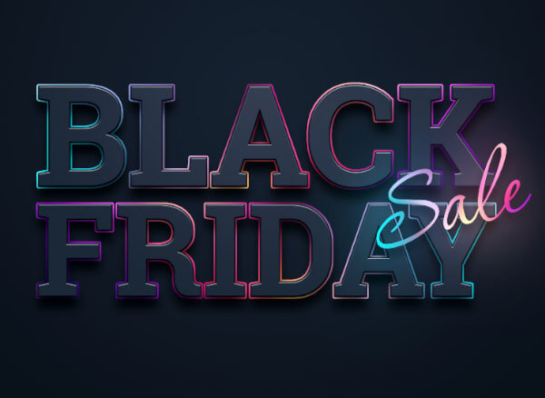 Social media tips voor Black Friday