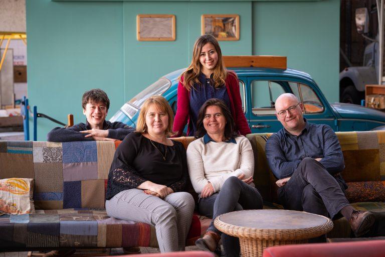 Een website die ondernemersdromen waarmaakt
