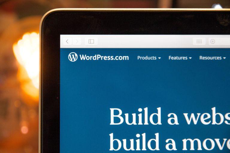 WordPress-website laten maken Antwerpen