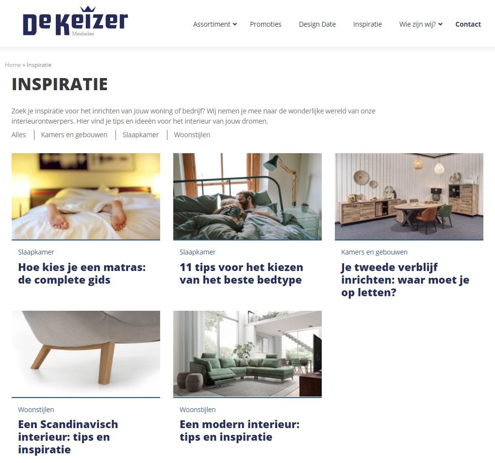 Blog laten schrijven door copywriter Antwerpen