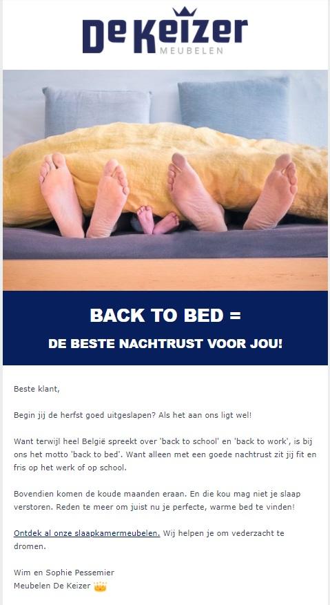 Nieuwsbrieven laten schrijven door copywriter Antwerpen