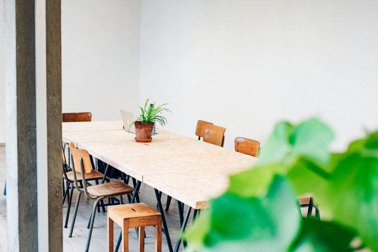 Website, branding en fotografie voor een zaal in Antwerpen
