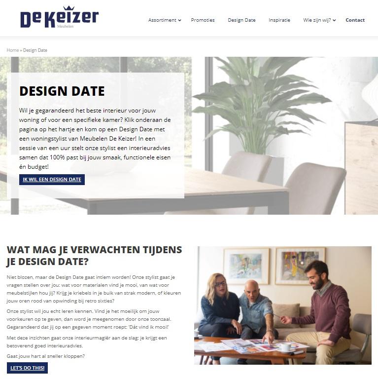 Website laten maken door webdesigner Antwerpen
