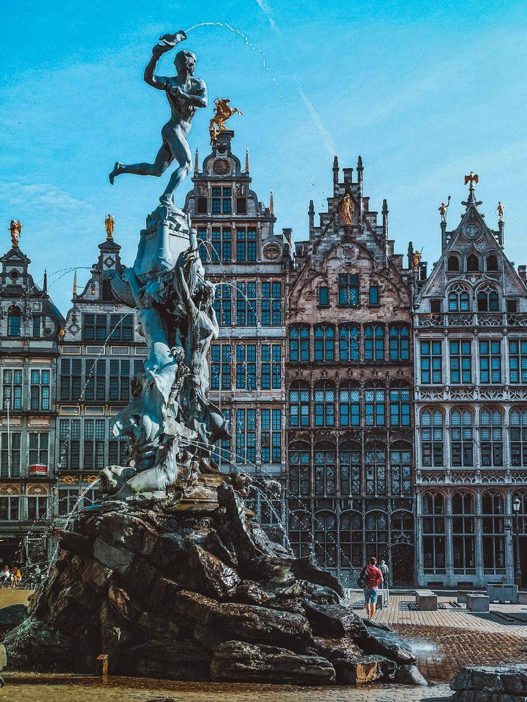 Een website laten bouwen in Antwerpen