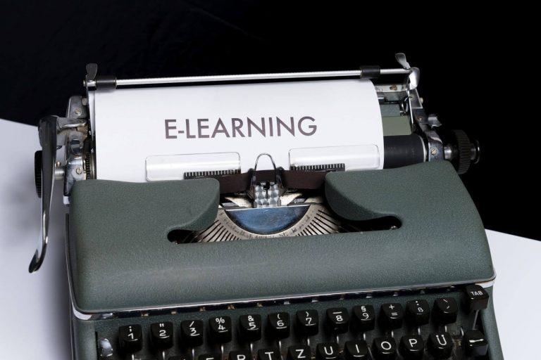 E-learning ontwikkelen WordPress