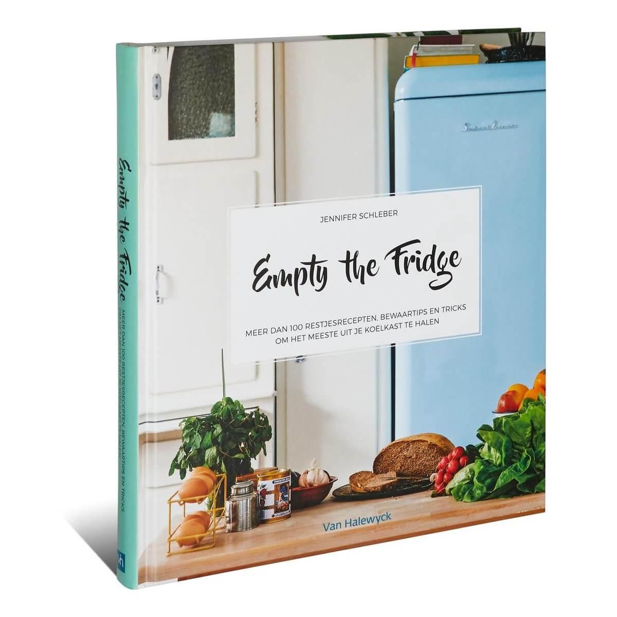 Empty the Fridge - Jennifer Schleber - kookboek tegen voedselverspilling