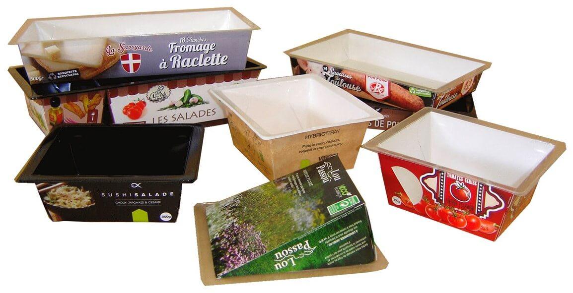 Euralpack voedselverpakkingen en productverpakkingen België