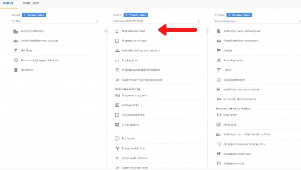 Google Analytics 4 upgrade review