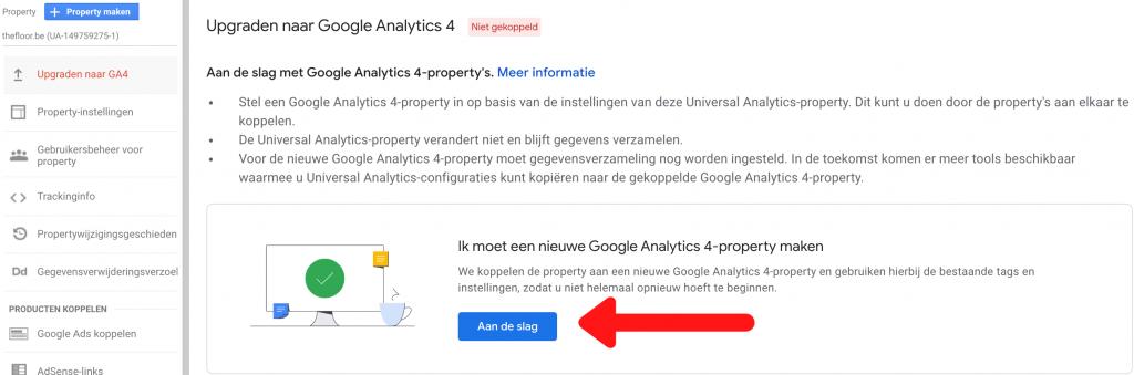 update-universal-analytics-naar-ga4