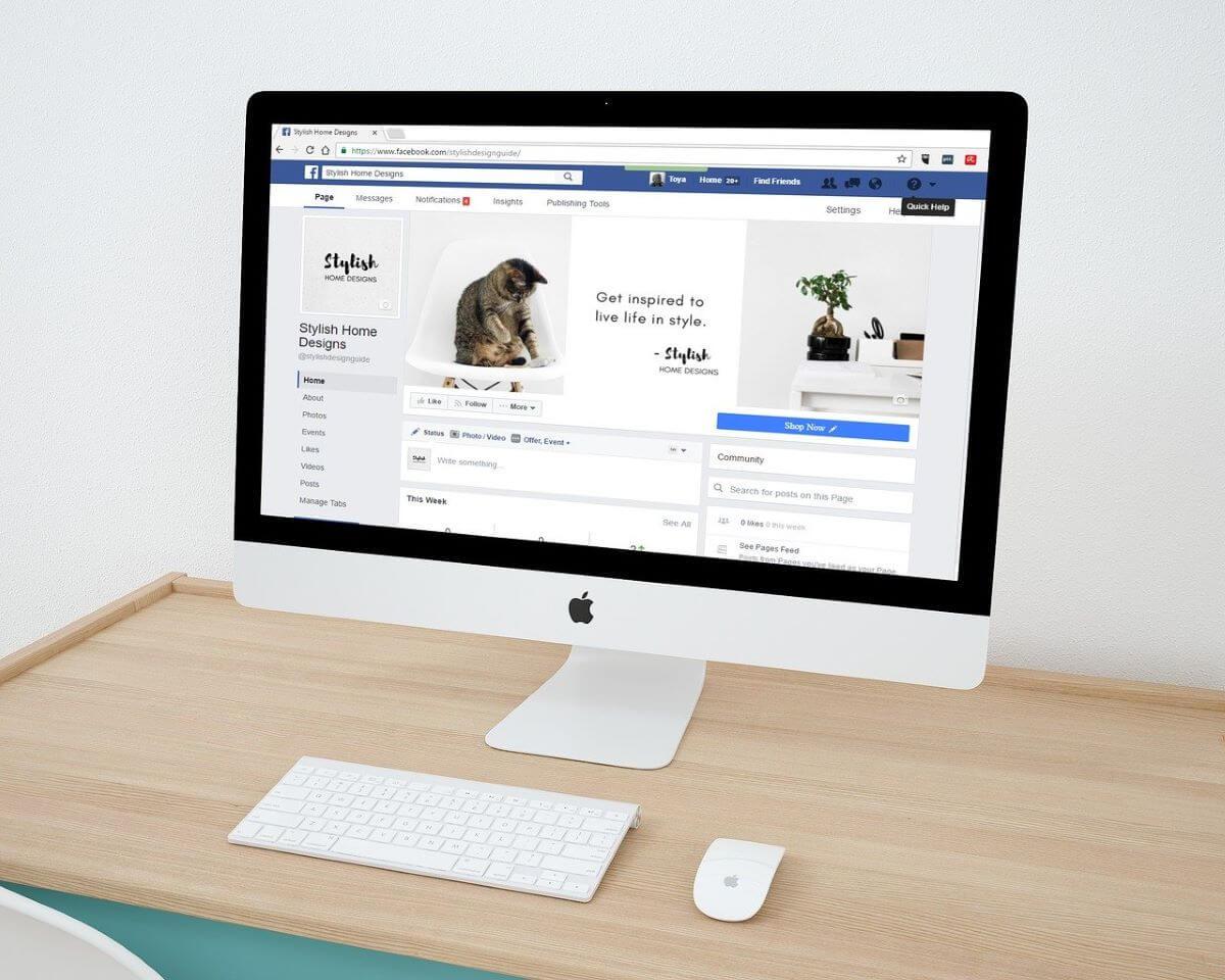 iOs 14-update Facebook-advertenties