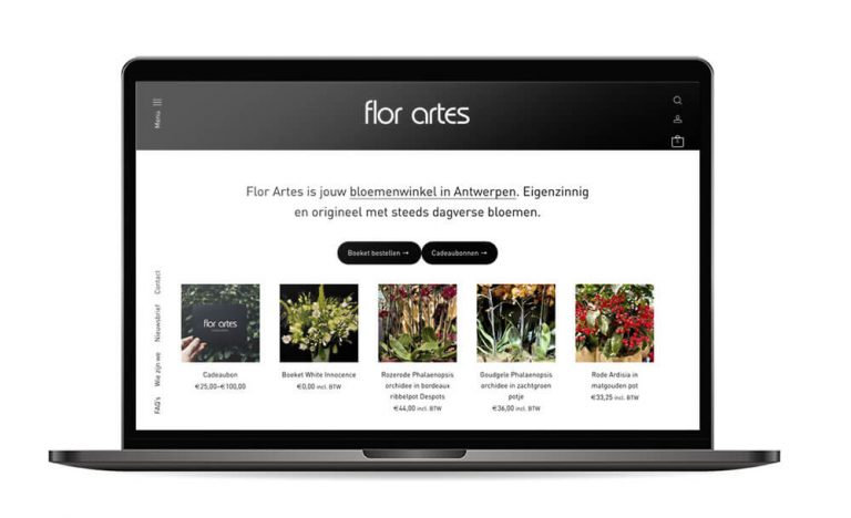 populaire websitetypes die wij bouwen