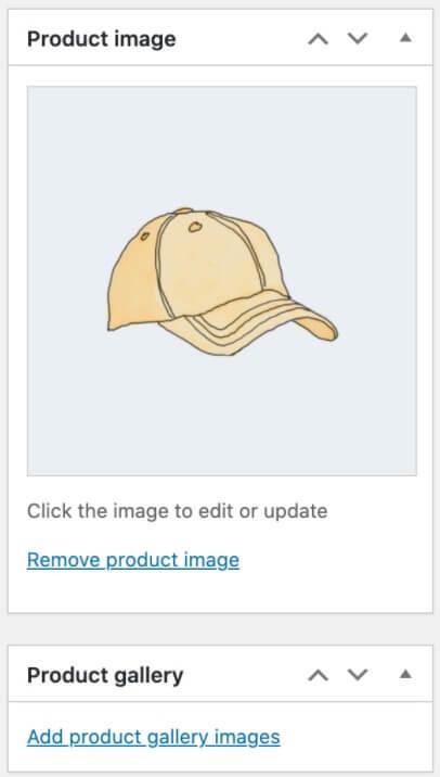 Productafbeelding WooCommerce toevoegen
