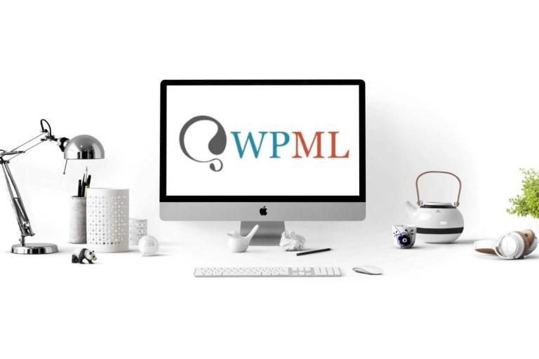 WPML WordPress-website vertalen