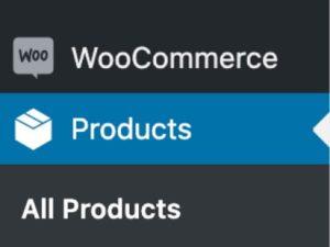 WooCommerce producten toevoegen