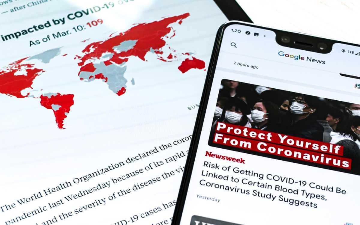 Conversie verhogen coronavirus