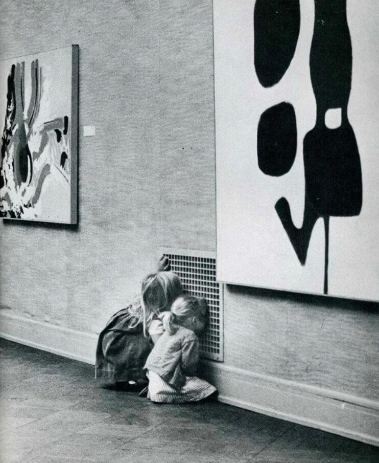 Museum kinderen David Bayens