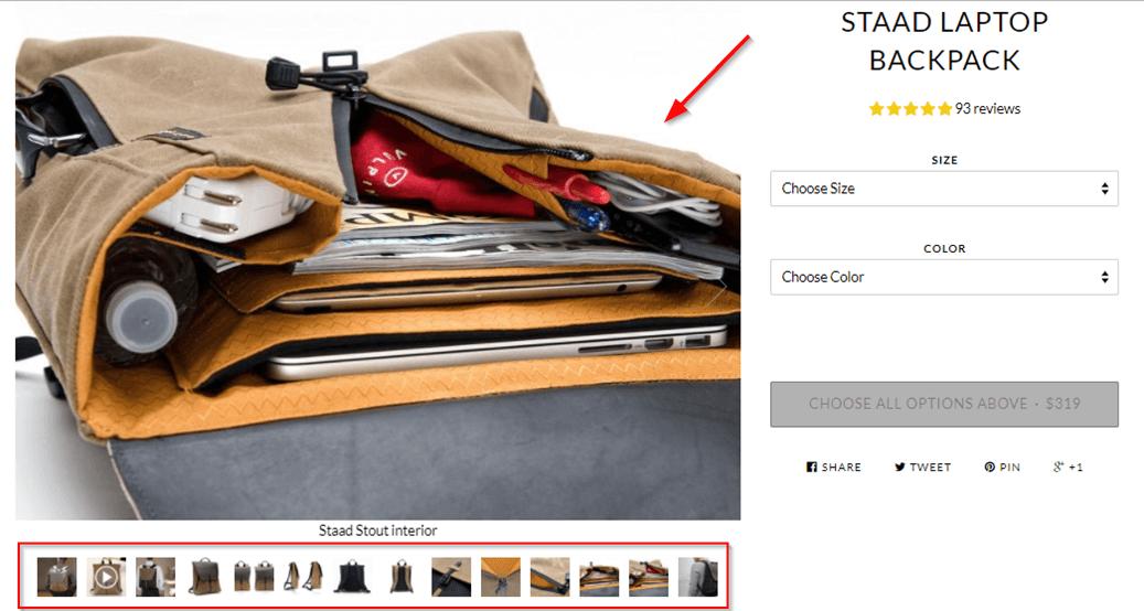 WooCommerce webshop productafbeeldingen