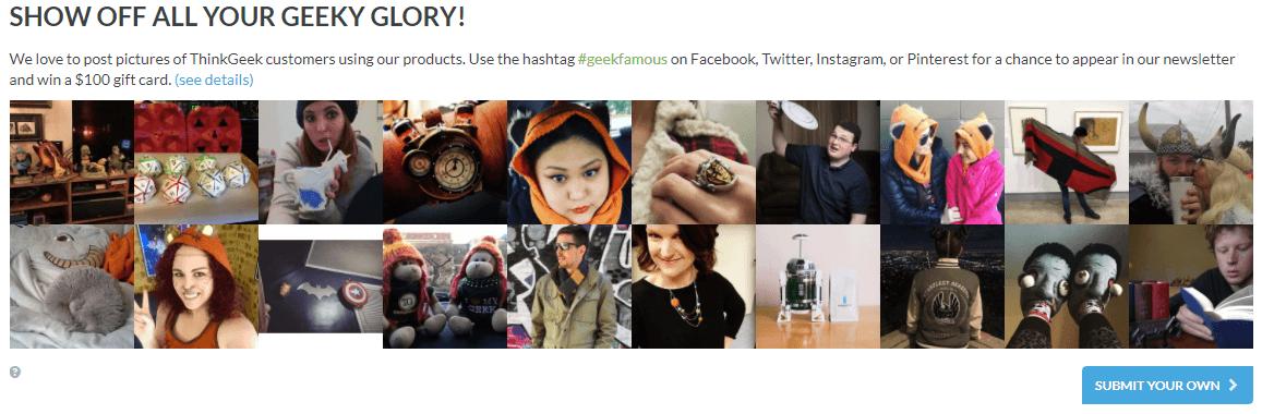 WooCommerce webshop social proof