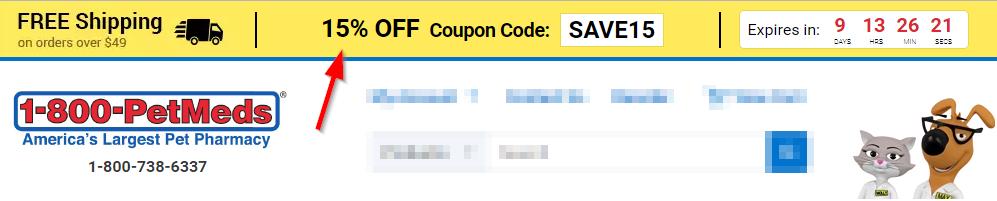 WooCommerce webshop couponcodes