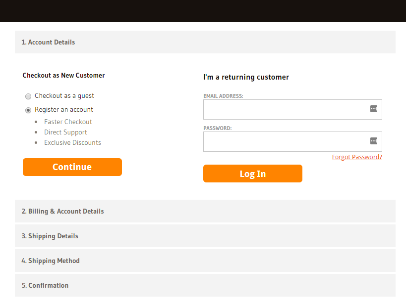 Webshop WooCommerce betaalproces