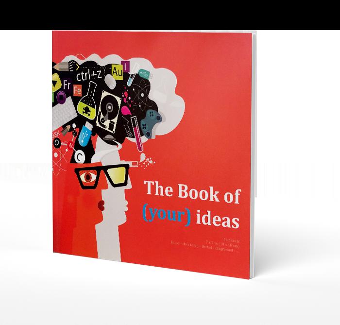 Brainstormen met Motionmill-the book of your ideas