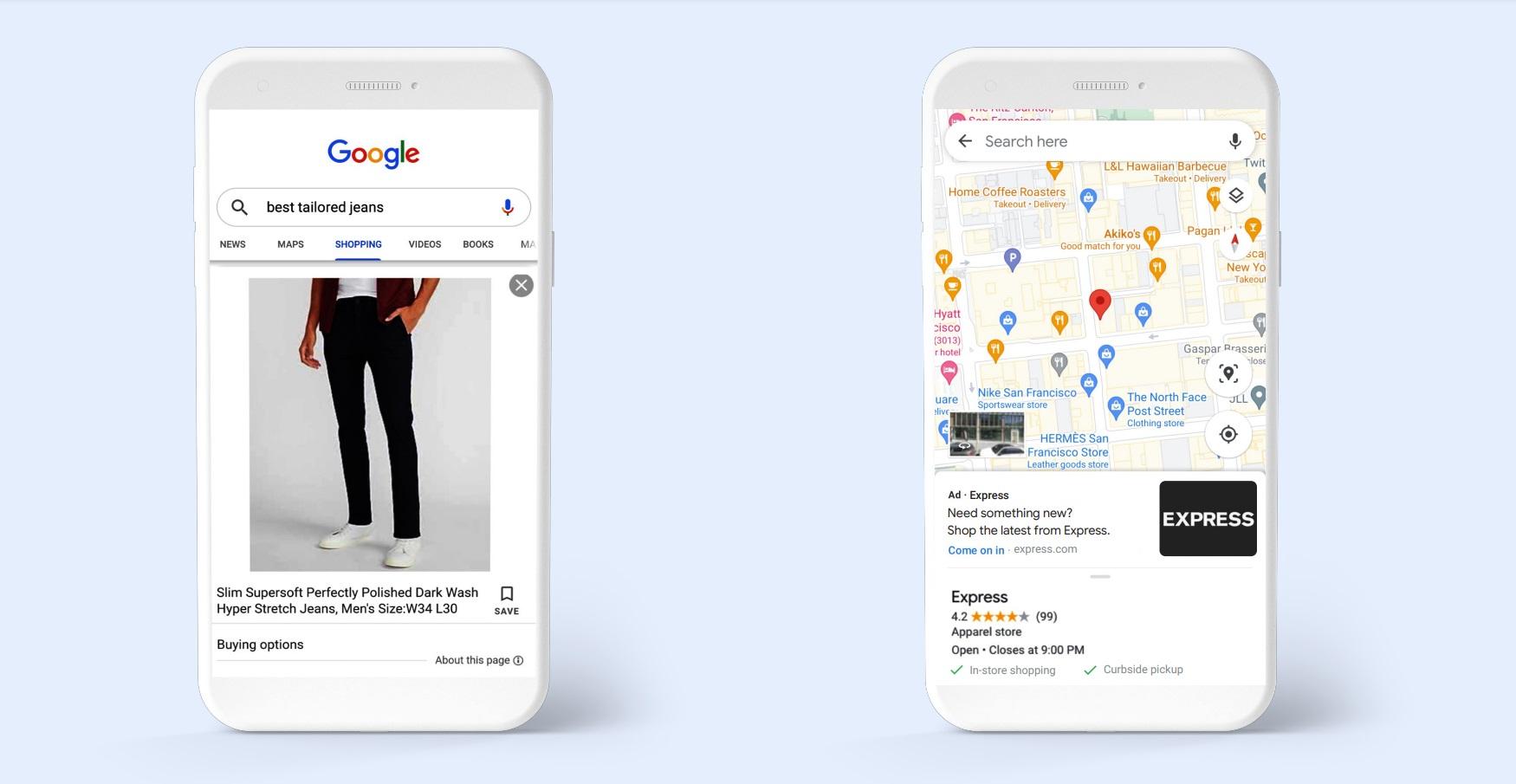 Feestdagen omzet verhogen Google