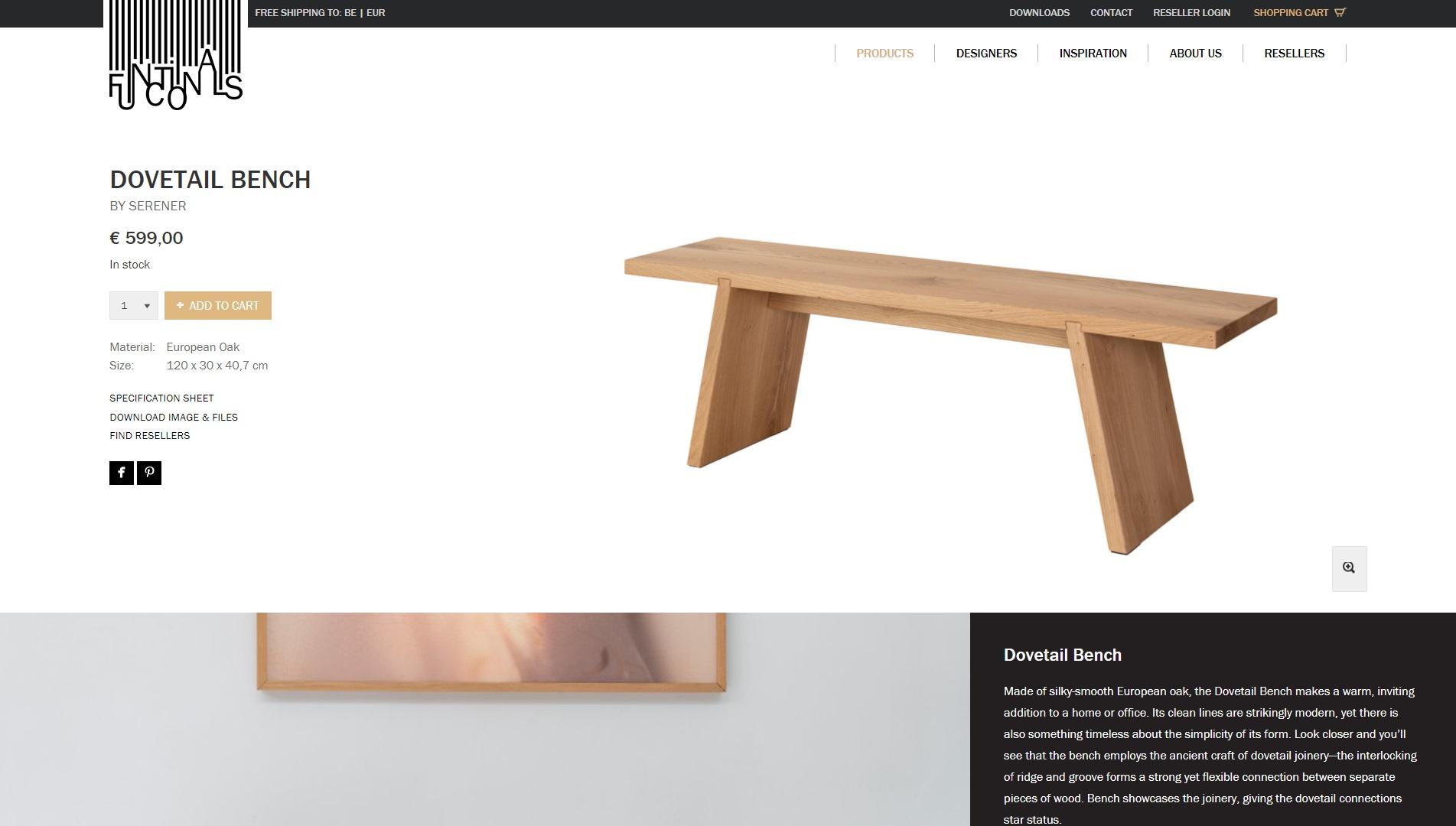 Mooi webshop webdesign