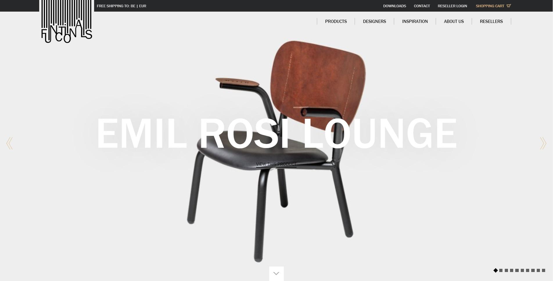 Mooie webshop webdesigns