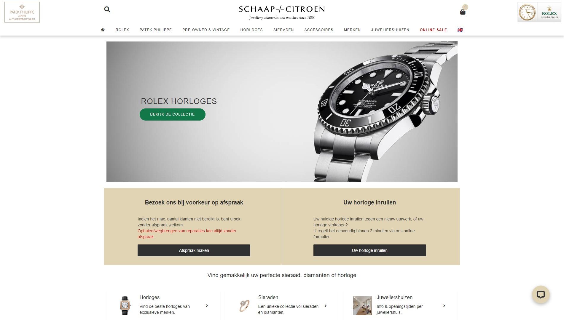 Mooie webshopdesigns