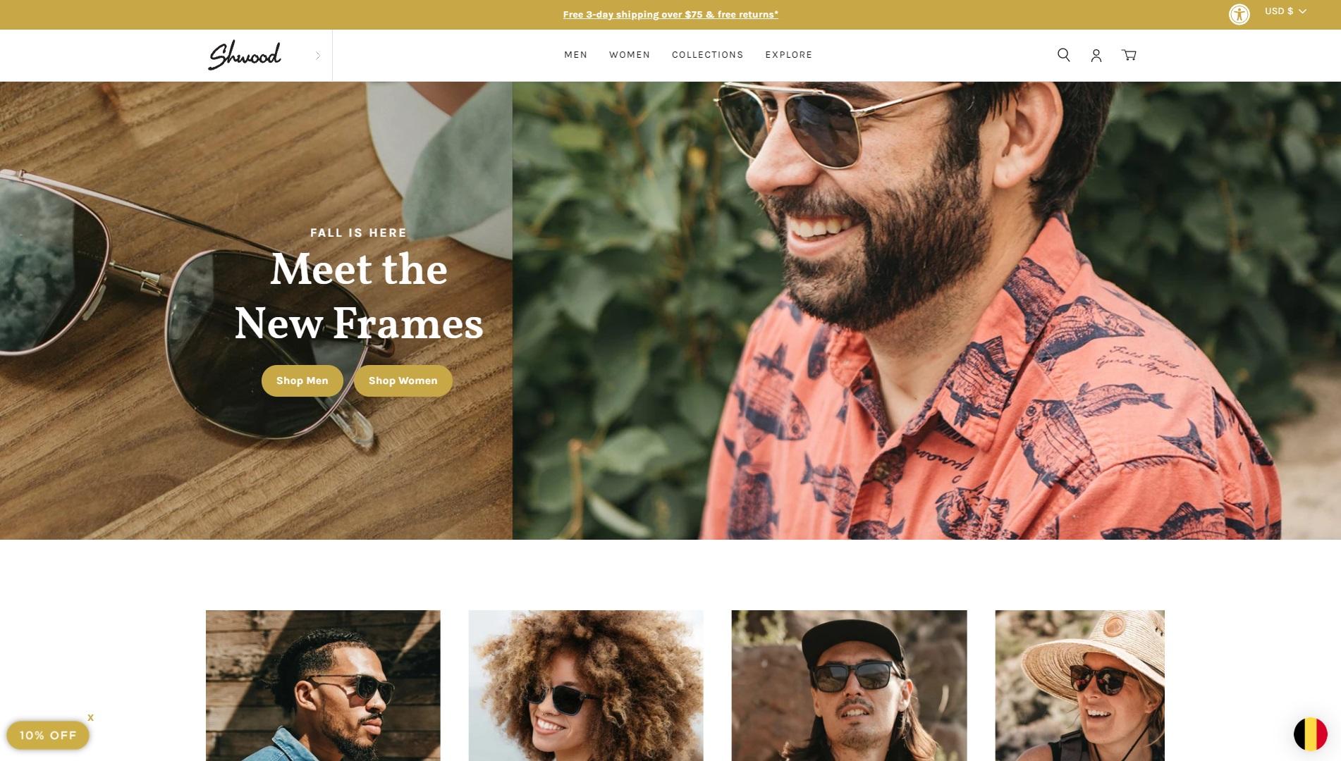 Mooie webwinkel designs