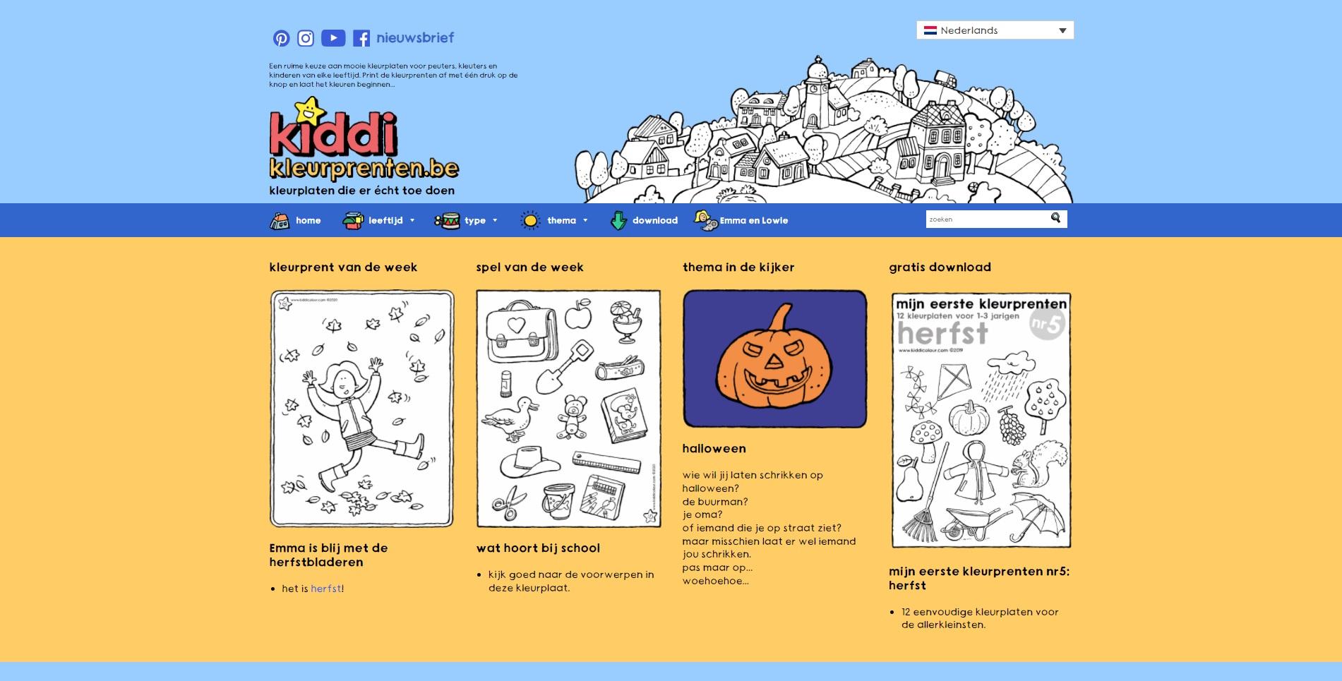 Mooiste webshops België