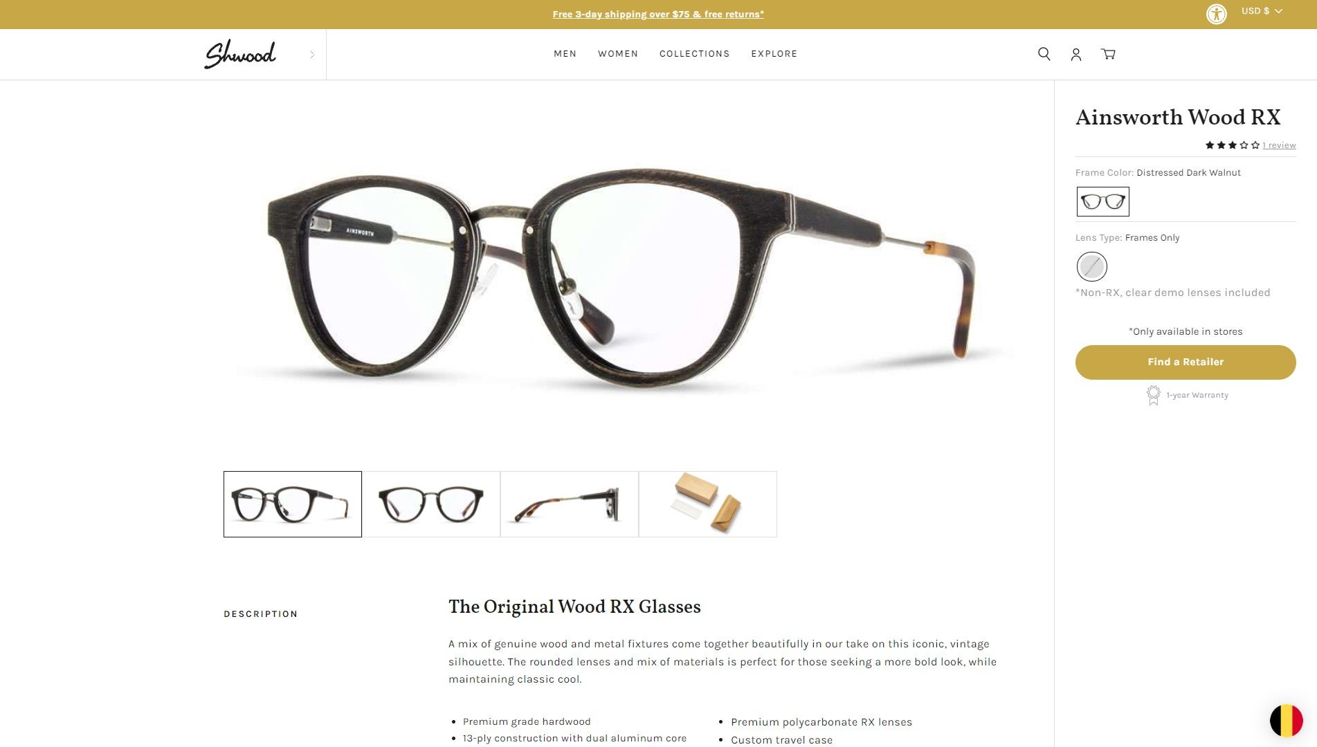 Mooiste webwinkel designs